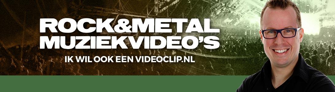 Rock & Metal Muziekvideo's - Ik wil ook een videoclip